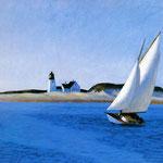 Edward Hopper - L'albero lungo