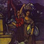 Le lavandaie 1934