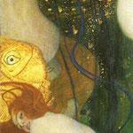 Goldfish - 1901/1902 - Olio e oro su tela