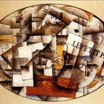 Georges Braque - Le petit provencal (1913)