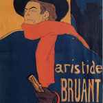 Les Ambassadeurs - Aristide Bruant - 1892 - Litografia