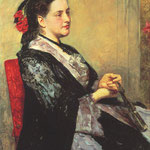 Portrait of a Lady of Seville, 1873