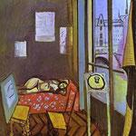 Studio, Banchina di Saint-Michel - 1916 - Olio su tela