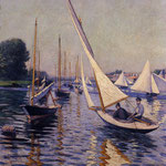 Regatta at Argenteuil, 1893