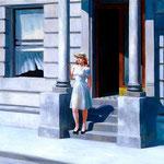 Edward Hopper - Estate (1943)
