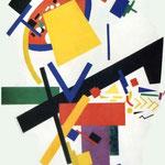 Kazimir Malevich - Suprematism (1915)