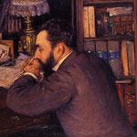 Portrait of Henri Cordier, 1883
