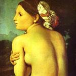 Mezza figura di bagnante - 1807