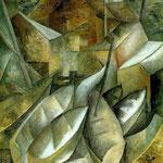 Georges Braque - Barca di pescatori (1909)