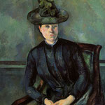 Woman in a Green Hat, 1894