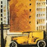 Camion giallo 1918