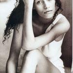 Hambourg, 1992. Cette photo de Noami était destinée au magazine allemand Max