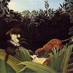 Ranger attaccato da una tigre