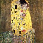 Il Bacio - 1907/1908 - Olio su tela