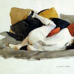 Edward Hopper - Nudo sdraiato (1927)