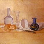 Natura morta vaso blu (1920)