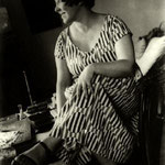 Varvara Stepanova, 1925