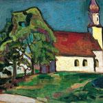 Chiesa a Murnau Riedhausen