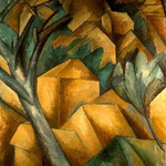 Georges Braque - Case a Estaque
