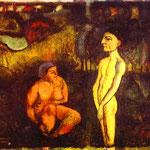 Paradise. 1910-11. Oil on canvas. 114.5 x 128.5 cm. The Philadelphia Museum of Art, Philadelphia, PA, USA.