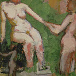 Two Nudes, 1910