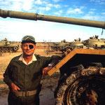 General Moshe Dayan, 1967, Israel