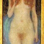 Nuda Veritas - 1899 - Olio su tela