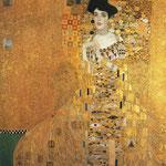 Ritratto di Adele Bloch-Bauer - 1907 - Olio su tela