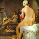 La piccola bagnante - 1828