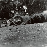 Course de bobs, Rouzat, septembre 1911