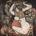 Giovane madre - 1914