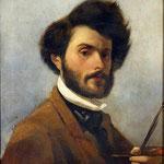 Autoritratto, 1854