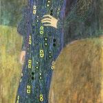 Ritratto di Emilie Flöge - 1902 - Olio su tela