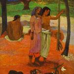 La chiamata - 1902 - Olio su tela