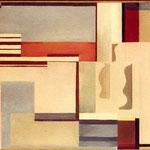 Comp. C.F.O. 33, 1932-1934, olio su tela, cm 70x 137.