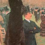 Horse Races in the Bois de Boulogne, 1881