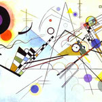 Composizione VIII - 1923 - Olio su tela
