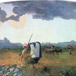 La raccolta del fieno 1890-1898