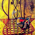 Georges Braque - La sedia (1947)