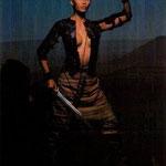 Aprile - Nancy Liu è Hua Mulan, comandante in capo dell' esercito cinese durante il quarto secolo