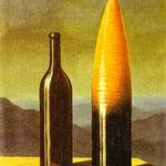 la spiegazione - 1954 - Olio su tela