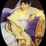 Ritratto di Madame Rivière - 1805