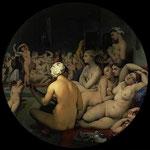 Il bagno turco - 1862