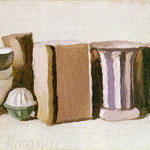 Still Life (Cups and Boxes), 1951