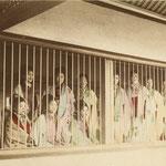 Scene de la vie japonaise, vers 1875-1880_