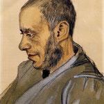 Portrait of Boekverkoper Blok, 18882