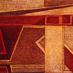 Comp. G.R.U. , 1961, tempera, cm 25x35.