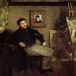 Retrato de James Tissot