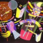 Composizione X - 1939 - Olio su tela