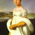 Ritratto di M.lle Rivière - 1805